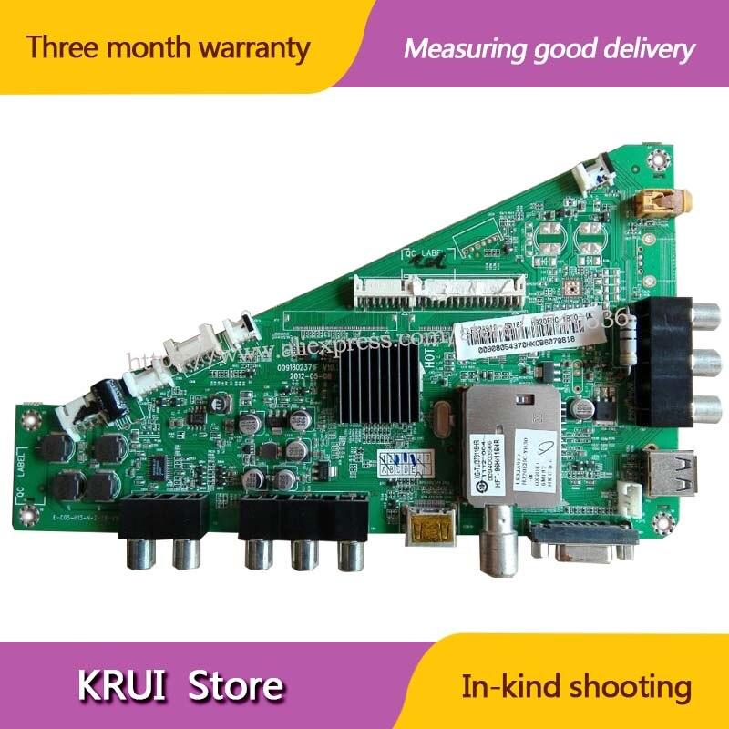 Estoque original bom teste para led32a950 placa-mãe 0091802371f v10.2 com lc320exj