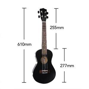 Image 3 - Ukulele guitare basse en Nylon, 4 cordes en palissandre, 21 pouces, Soprano Ukulele pour débutants ou joueurs de base, concert Ukulele