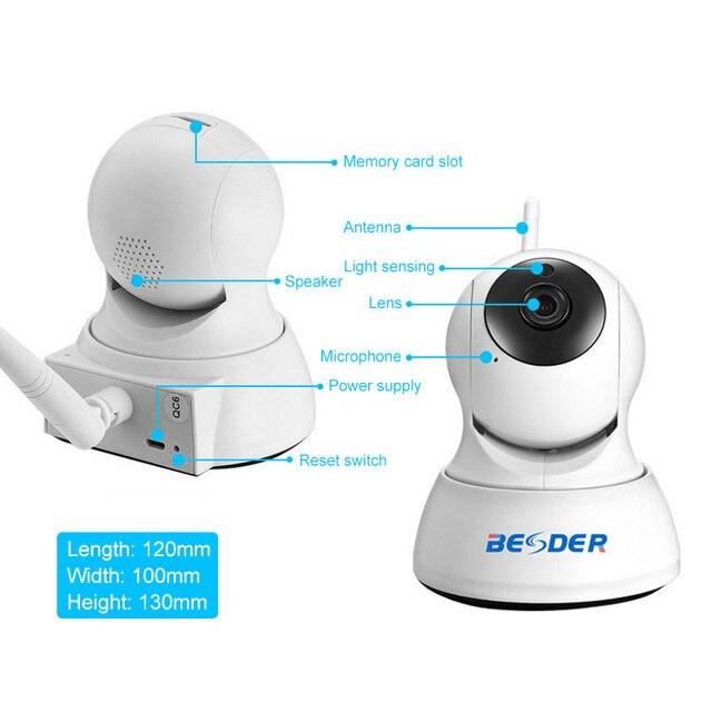 Caméra 1080P 720P en Cloud IP | Caméra de Surveillance de sécurité à domicile 2 mp, caméra de Surveillance automatique réseau WiFi, vidéosurveillance sans fil, iCsee