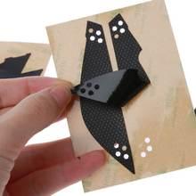 Оригинальные горячие линии игры коньки для мыши боковые наклейки