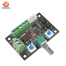 Módulo 8-24 v do gerador do sinal de pulso do regulador de velocidade do controlador do motorista do motor deslizante da c.c. 12 v 24 v