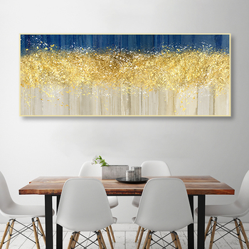 ZYGALLOP Large Abstract Oil Painting Art Print Posters Canvas Wall Art Living Room Decoration Pictures Modern Abstract Paintings classic lion series paintings 5 piece large canvas print wall art modular painting on decoration pictures zt 3 60