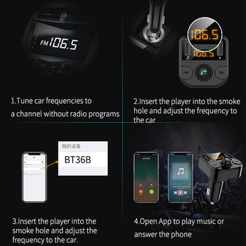 USB Charger 3.1A Car Kit Bluetooth 5.0 Handsfree Wireless FM For Renault Duster Megane 2 3 Logan Clio Fluence Captur Accessories