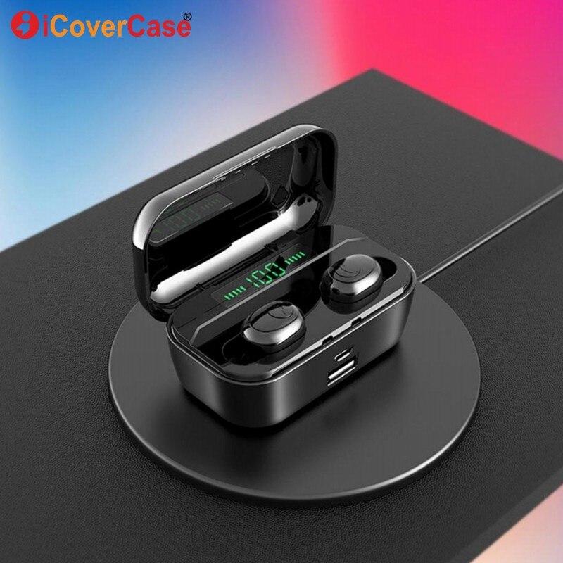 Наушники Twins Bluetooth, беспроводные наушники с зарядным боксом + микрофоном для Huawei P smart + 2019 Nova 5 4 3 3e Y3 Y5 Y6 Y7 Y9 2018
