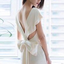 الحرير فستان الزفاف