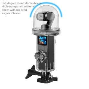 Image 3 - 20 in 1 방수 쉘 액세서리 세트 dji osmo 포켓 카메라 gimbal 용 부력 스틱 삼각대베이스 스크류