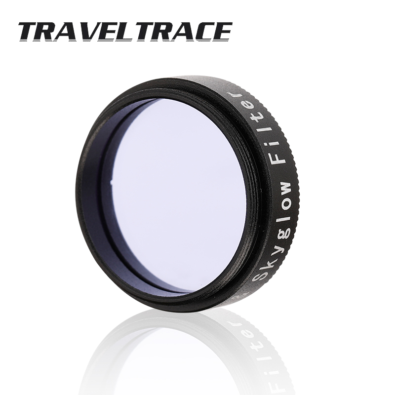 1.25 Inch Moon And Skyglow Filters Professional Astronomical Telescope Accessories Eyepiece Optical Glass Astronomic Lens Mirror