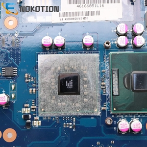 Image 5 - NOKOTION K000083120 K000083110 KSWAA LA 4981P For Toshiba Satellite L500 L505 Laptop motherboard HD GMA DDR2 only free cpu