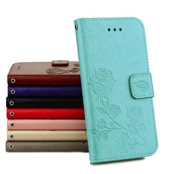 Перейти на Алиэкспресс и купить Чехол-кошелек для inei 2 3 6i 7i Lite 2019 5i Pro kPhone 4G power, новинка, высокое качество, кожаный защитный флип-чехол для телефона