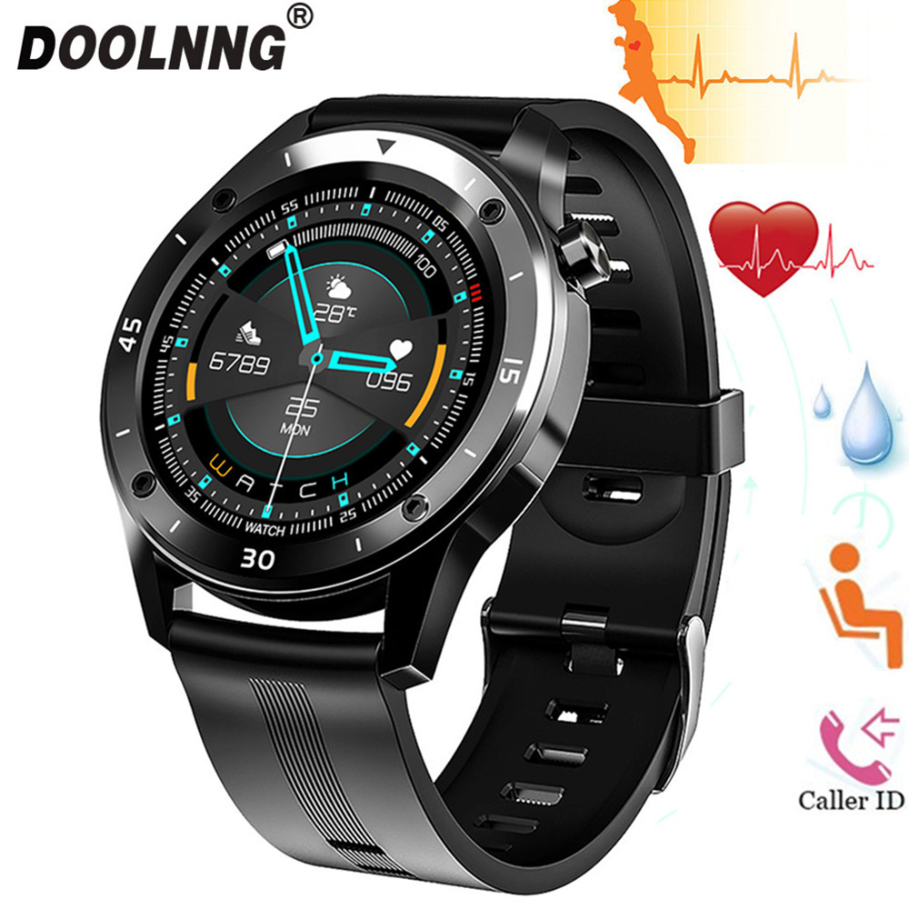 DOOLNNG F22SA C Sports Smart Watch 2020 Full Touch Screen Men Smartwatch Women Heart Rate Blood Pressure Fitness Tracker Watch