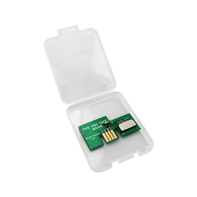 Replacement Micro SD Card Adapter TF Card Reader for NGC SD2SP2 SDLoad SDL Adapter Professional 4