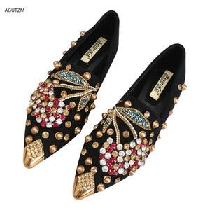 Fashion Woman Flats Shoes 2020