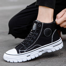 Korean fashion shoes outdoor running shoes new fashion leisure men's sports shoes