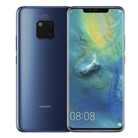 Global Version Huawei Mate 20 Pro LYA L29 Mobile Phone 4G 6.39 6GB RAM 128GB ROM 40MP Face ID Unlocked 4200mAh Phone