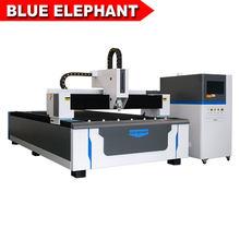 1530 maszyna CNC do cięcia laserem światłowodowym ze stali nierdzewnej, aluminium, żelazo karoserii