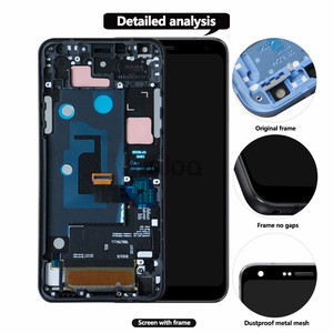 Image 3 - 100% tested Origina For LG Q7 Q610 LCD Display Screen Touch Digitizer Assembly Replacement