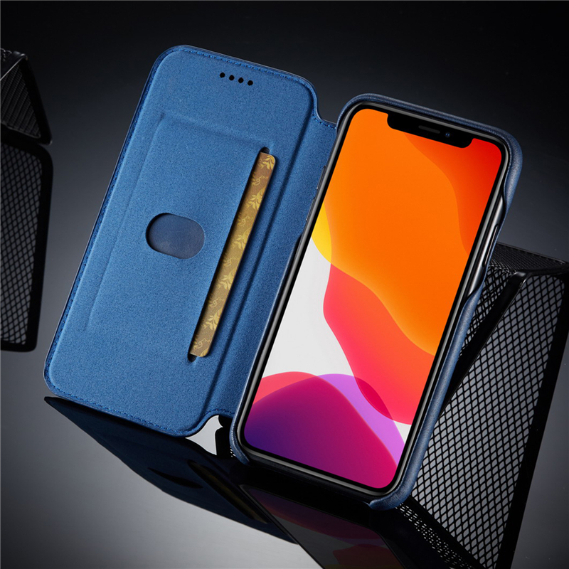 Fashion Card Holder with Stand Case for iPhone 11/11 Pro/11 Pro Max 9