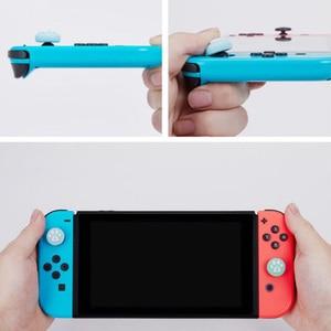 Image 5 - غطاء عصا التحكم لجهاز Nintendo Switch Lite ، مخلب القط اللطيف ، الكرز ، زهرة الإبهام ، غطاء وحدة التحكم