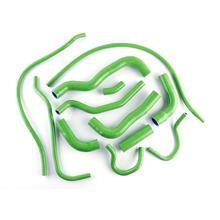 אופנוע סיליקון רדיאטור קירור צינור ערכת עבור ימאהה R6 5SL 2003 2004 2005 03 04 05 גבוהה ביצועים לחץ