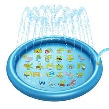 Детский игровой коврик Детские водяные игрушки 67 дюймов летний