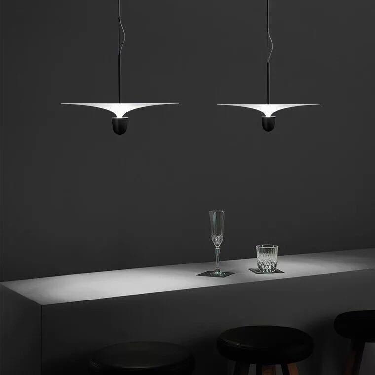 Modern Hanging Lamp Rope  Restaurant  LED  Pendant Lights