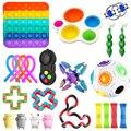 Игрушки-антистресс для взрослых и девочек, набор игрушек для снятия стресса, игрушки для снятия стресса