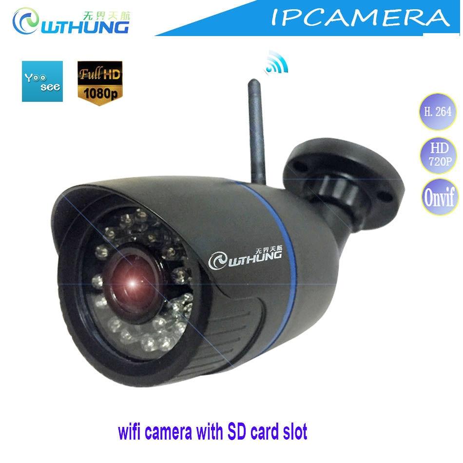 Pour lext/érieur 720P Cam/éra de surveillance IP sans fil Cam/éra /étanche 1080p