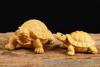 Резьба из самшита на руле, резьба по дереву, орнаменты, китайский стиль, украшения из цельного дерева, черепахи-лучшие в мире