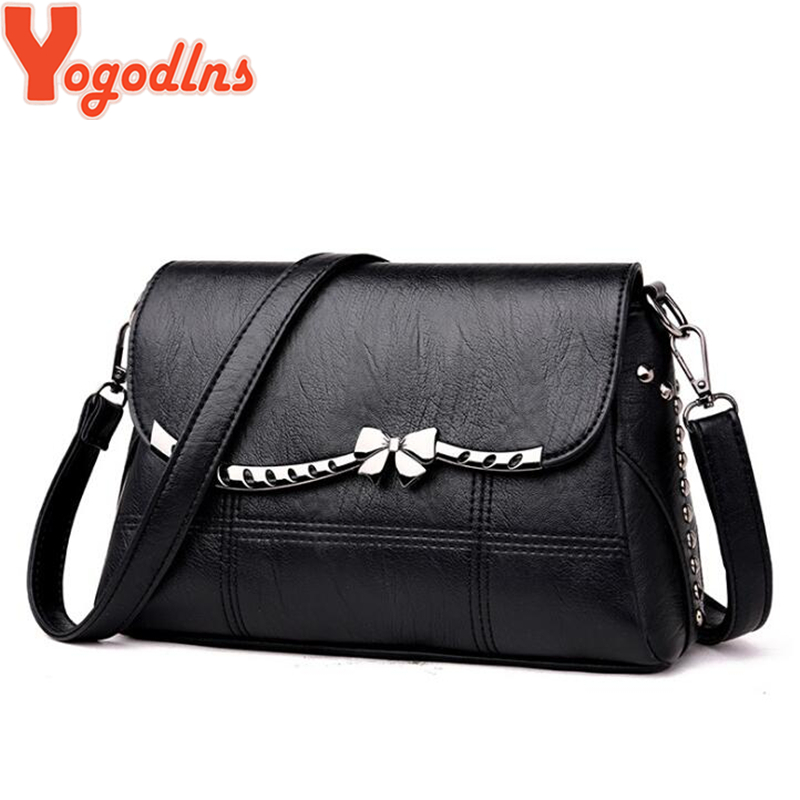 Yogodlns Trendy Luxury Women Shoulder Bags Envelope Flap Purse Bag Middle-aged Mother Messenger Bags Daily Handbags Clutches