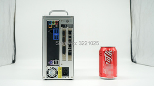 Image 2 - Alle Aluminium Htpc Itx Kleine Chassis Spel Computer Case Ondersteuning Videokaart RTX2070 I7 8700 PK39 K39