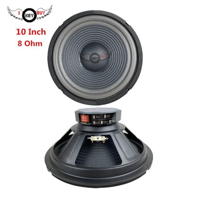 10Inch 8 Ohm Subwoofer Speaker  1