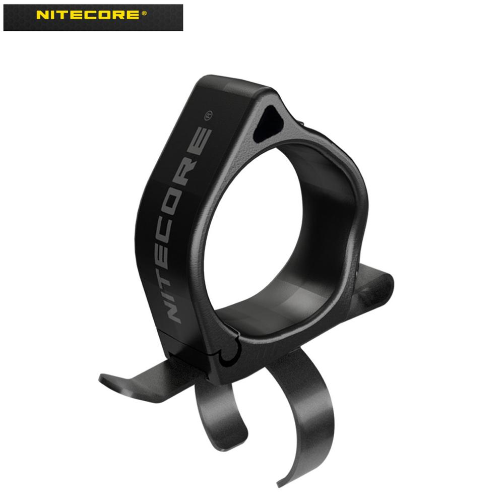 NITECORE NTR10 Special Tactical Ring Accessories Outdoor Portable Equipment For Flashlight Nitecore CI7 NEW P12 P22R