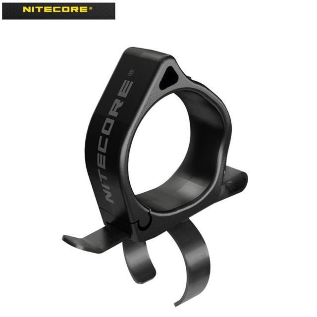 NITECORE anillo táctico especial NTR10, accesorios para exterior, equipo portátil para linterna Nitecore CI7, nuevo P12 P22R