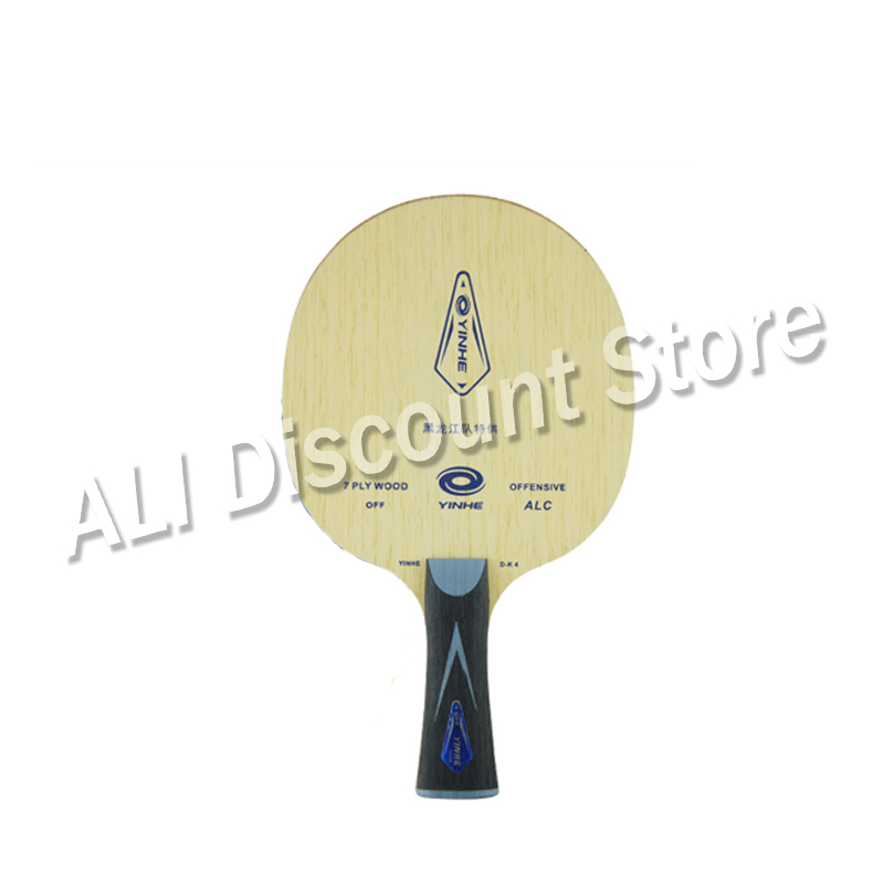 Original Yinhe Galaxy DK 4-ALC / DM6-7W Provincial Carbon Table Tennis Blade Ping Pong Bat