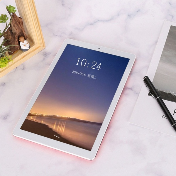 2020 New 10 Inch Android8.0 Tablet Pc 10 Core Original Powerful 6GB RAM 128GB ROM IPS Dual SIM Phone Call Tab Phone Pc Tablets