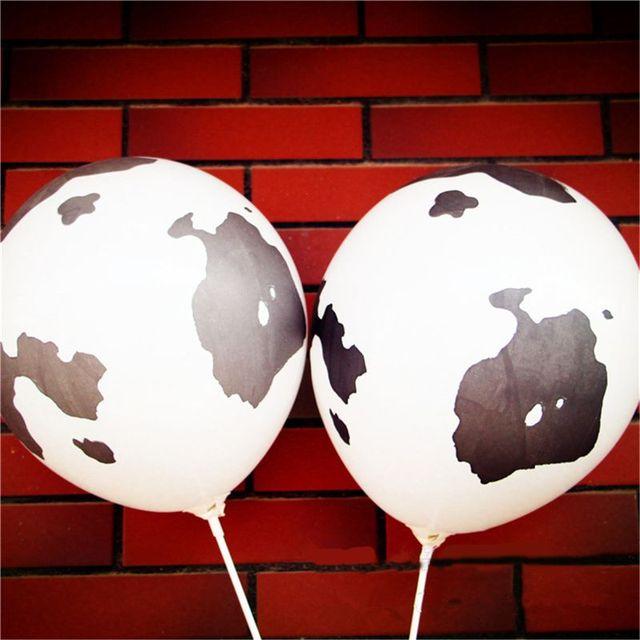 100 шт 12 дюймов забавные латексные воздушные шары с принтом