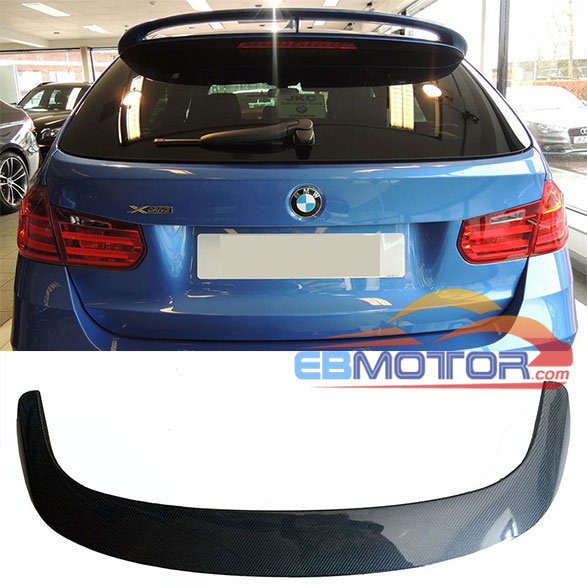 M Per Stijl Real Carbon Fiber Spoiler Voor BMW F31 5 Deur Model 2013up B294