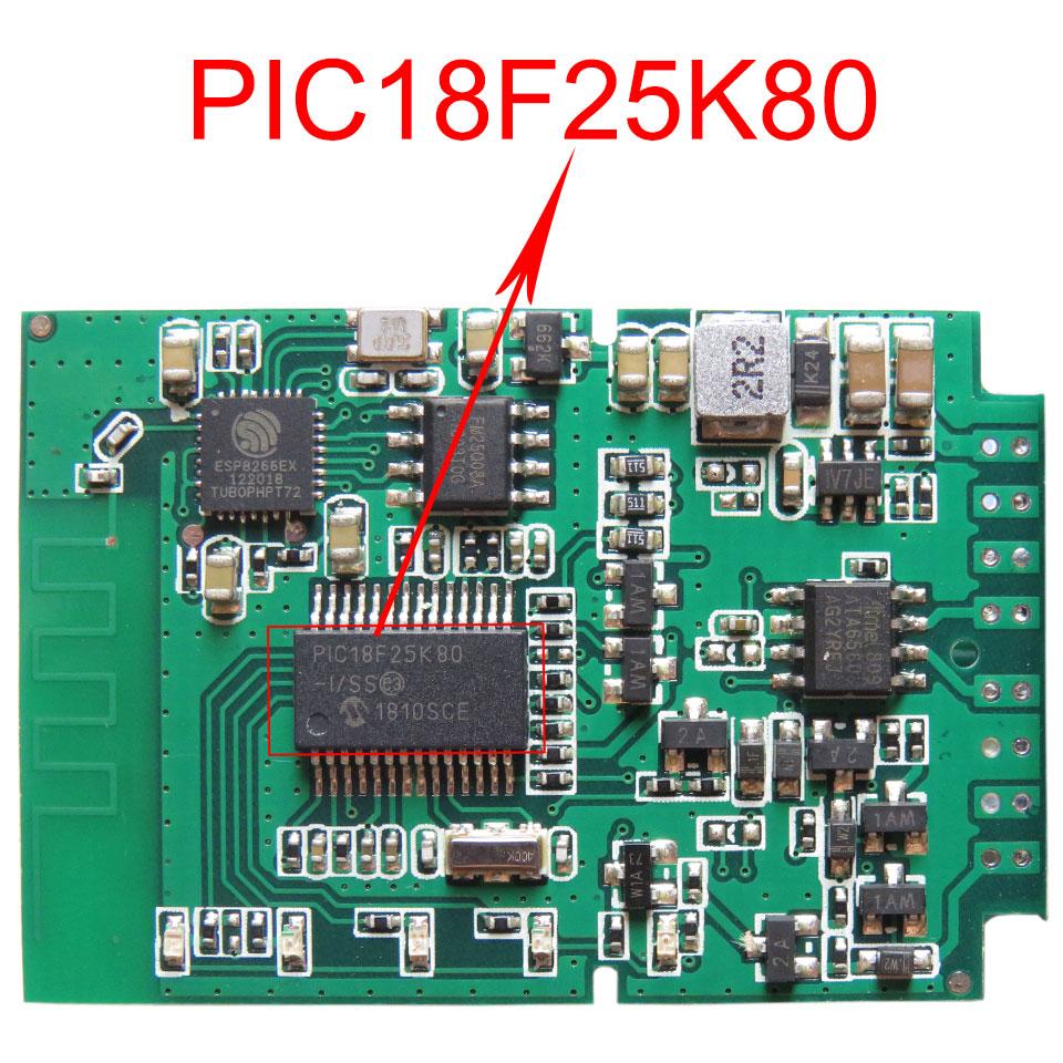 Beste OBD2 Scanner WIFI ELM327 V 1,5 Diagnose Scanner für iOS/Android ULME 327 V 1,5 OBD 2 Diesel/benzin Auto Diagnose Werkzeug
