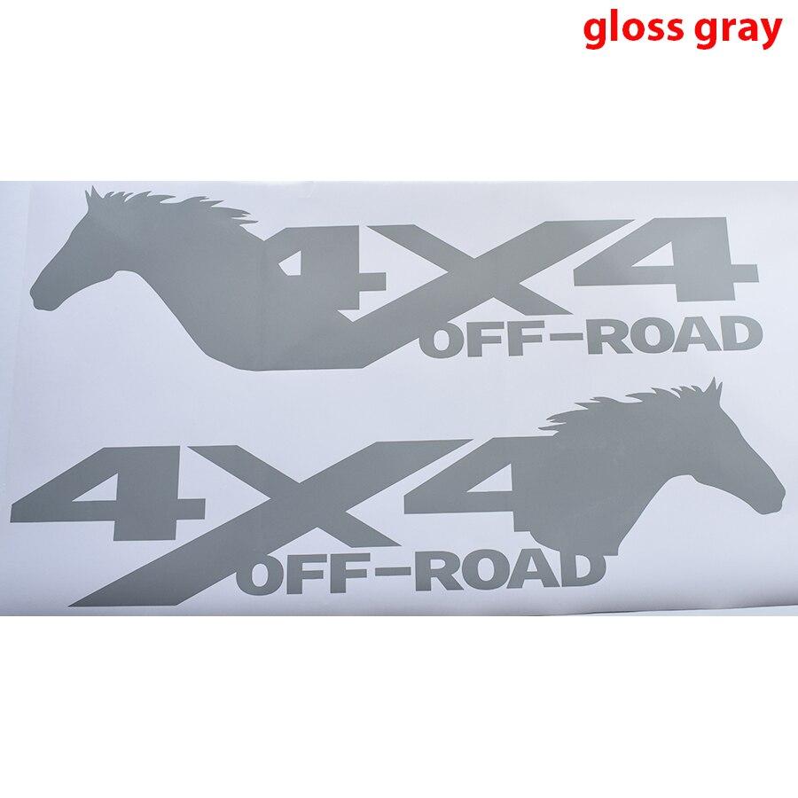 Horses 900mm custom decals stickers graphics horsebox lorry truck equestrian
