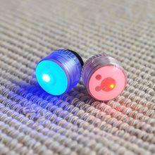 1 пара светодиод вспышка огни мини ночь полет сигнал лампа навигация свет комплект для DJI Mavic Mini Drone аксессуары