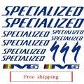 Quadro de bicicleta adesivos specialed ciclismo adesivo frete grátis mtb bicicleta decalque vinil à prova dwaterproof água pintura proteção acessórios da bicicleta
