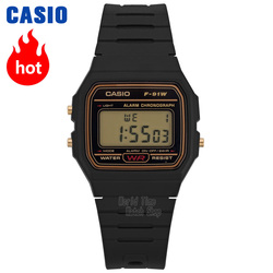 Casio horloge g shock watch heren topmerk luxe set militair LED relogio digitaal horloge sport 30m waterdicht quartz herenhorloge Retro neutrale horloges Vierkant eenvoudige klok Zwart Casual Klassiek polshorloge reloj