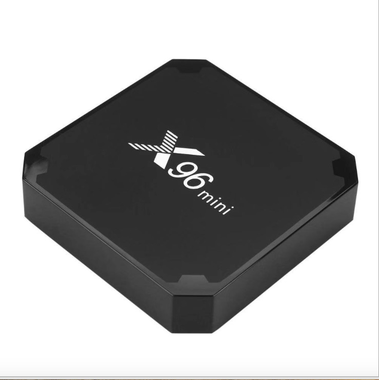 New Smart Ott TV BOX X96 Mini Amlogic S905w Smart Box Android 7.1 4k Full HD Multimedia Player