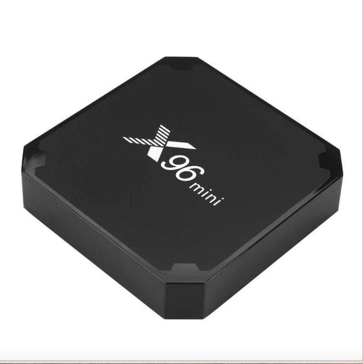 New Smart Ott TV BOX X96 Mini Amlogic S905w Smart Box Android 7.1 4k Full HD Multimedia Player