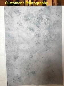 Image 3 - Laeacco muro de cemento gris gradiente de Color sólido textura de la superficie de la comida retrato foto fondos de fondo fotográfico estudio fotográfico