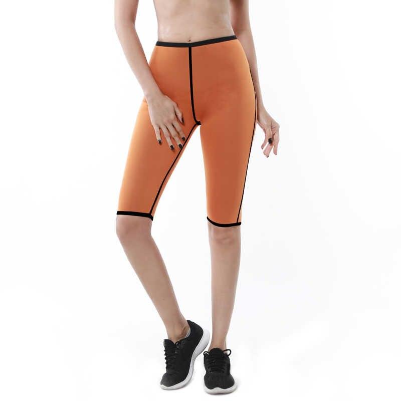 Модные спортивные шорты для бега женские неопреновые занятий фитнесом