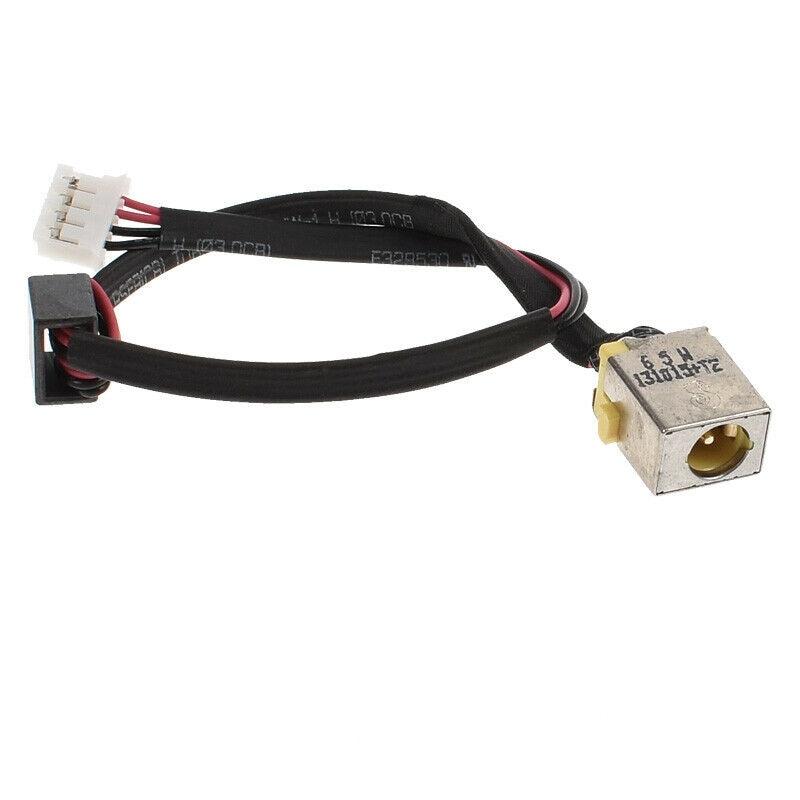 DC Jack Power Cable For Packard Bell TE11BZ TE11-BZ TE11HC TE11-HC Wire Socket