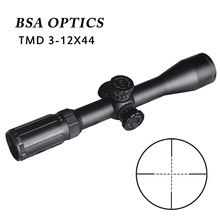 Lingkup Senapan TMD 3-12X44 SP Optik Pandangan Mil Dot Reticle Taktis Menara Riflescope untuk Berburu Shooting(China)