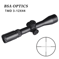 Rifle Scope TMD 3 12X44 SP Optics Sight Mil Dot Reticle Tactical Turrets riflescope for Hunting Shooting