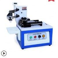 Máquina de impresión eléctrica con almohadilla de taza para tinta sellada, con contador de impresión, placa de Cliche y almohadilla de goma, nueva